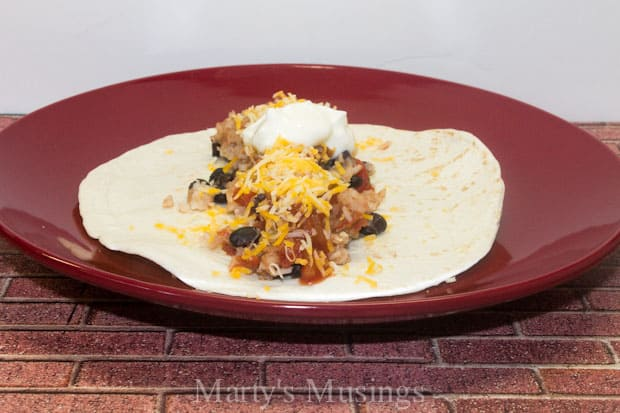 Slow Cooker Rice and Beans from Marty's Musings