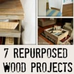 7 Repurposed Wood Projects from Marty's Musings