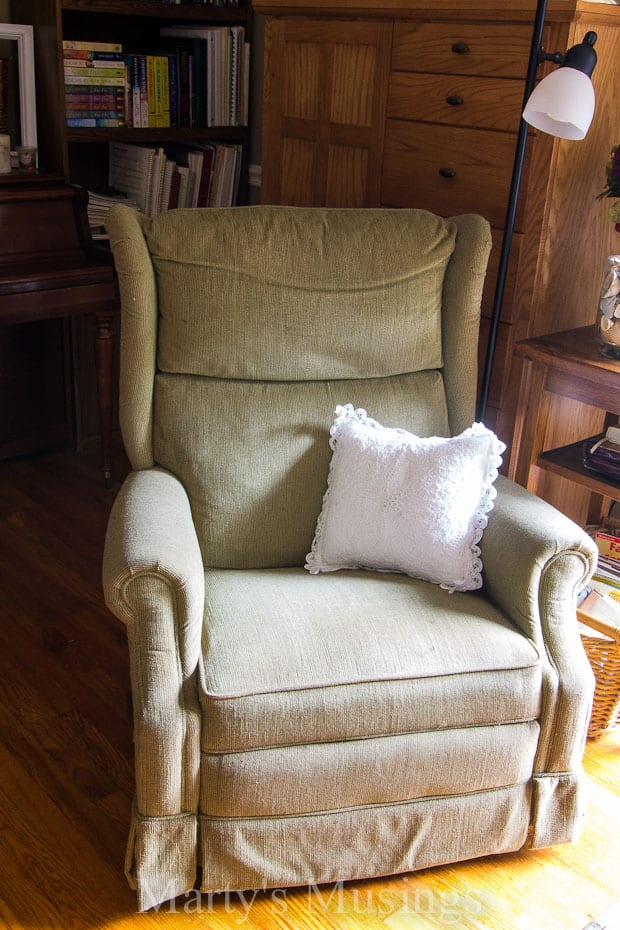 Cherished Possession- family rocking chair-1