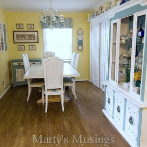 Home Tour from Marty's Musings: Kitchen