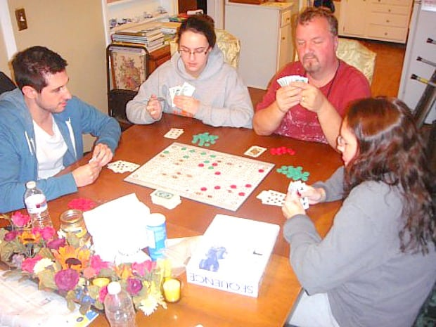 Walden Family Game Night