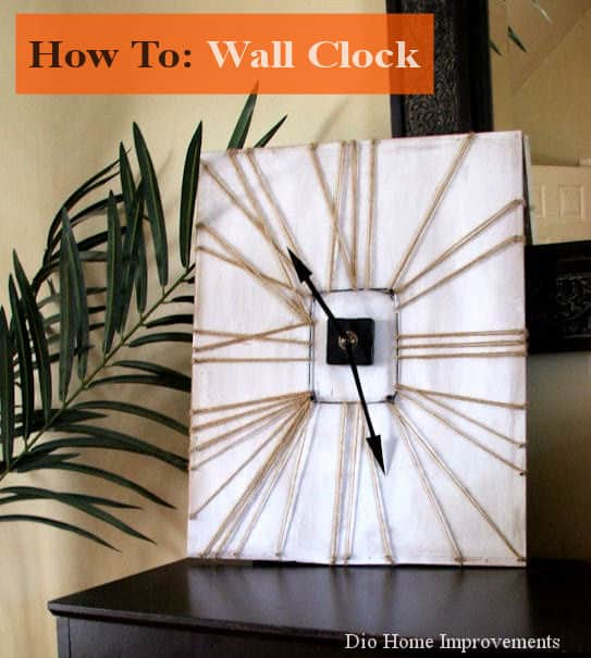 DIY Wall Clock