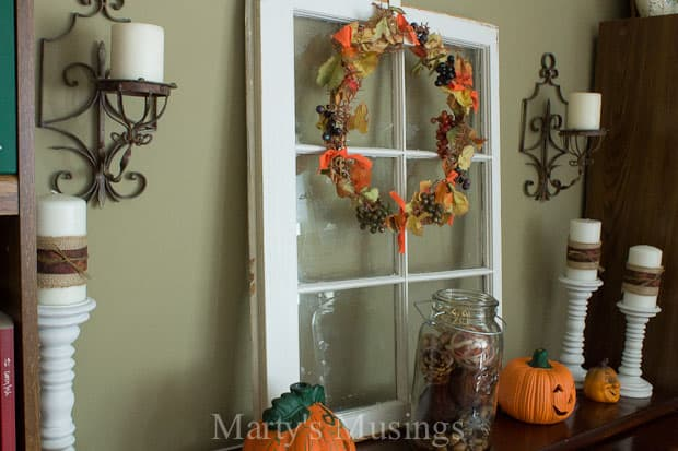 Fall Decorating Ideas: Easy Decor on a Budget!