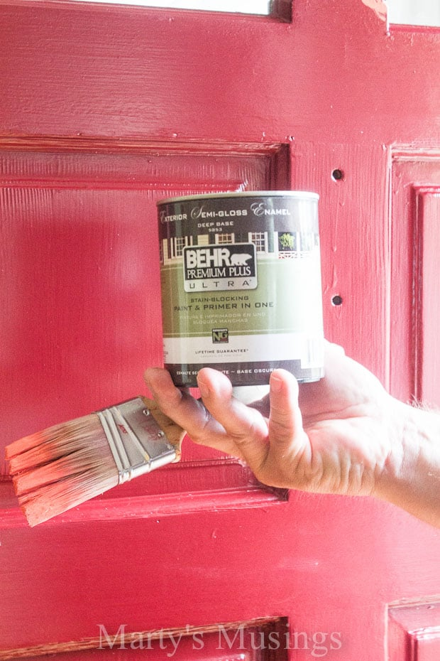 Behr Exterior House Paint