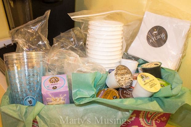 Keurig Giveaway from Marty's Musings