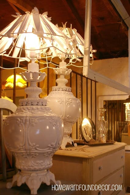 lamps after