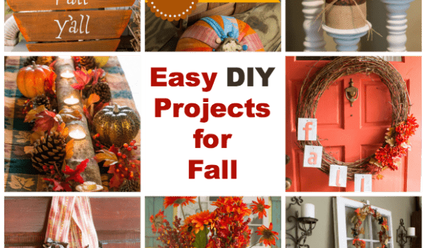Easy DIY Projects for Fall - Marty's Musings