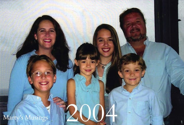 Family Pic 2004