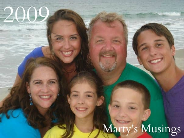 Family Pic 2009