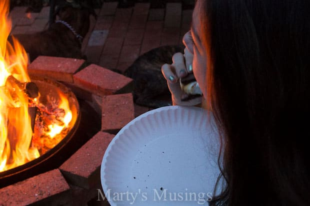 Snickers S'mores Recipe #shop
