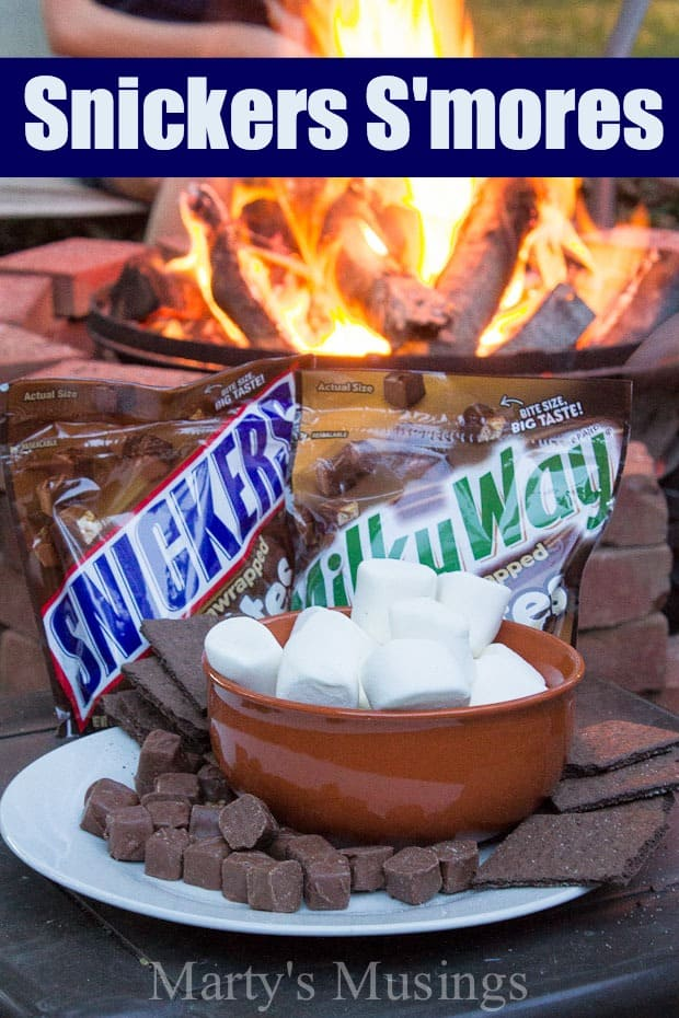 Snickers S'mores #shop