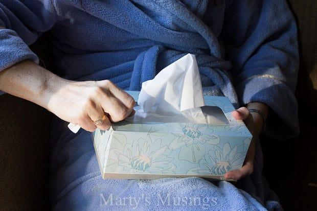 #ad Kleenex Allergy