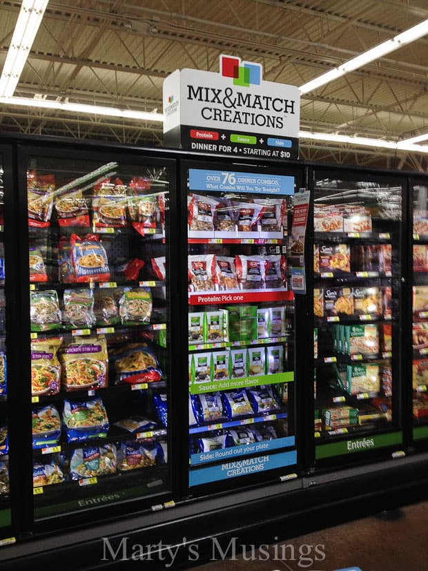#shop Tyson Mix & Match Meal Creations