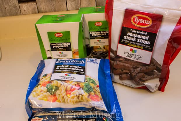 #shop Tyson Mix & Match Quick Meal-1