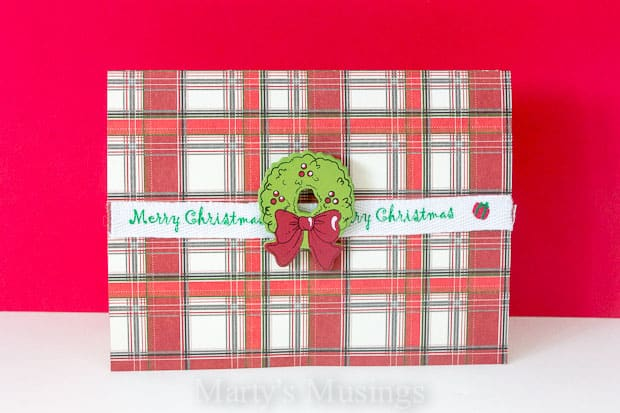5 Minute Christmas Cards