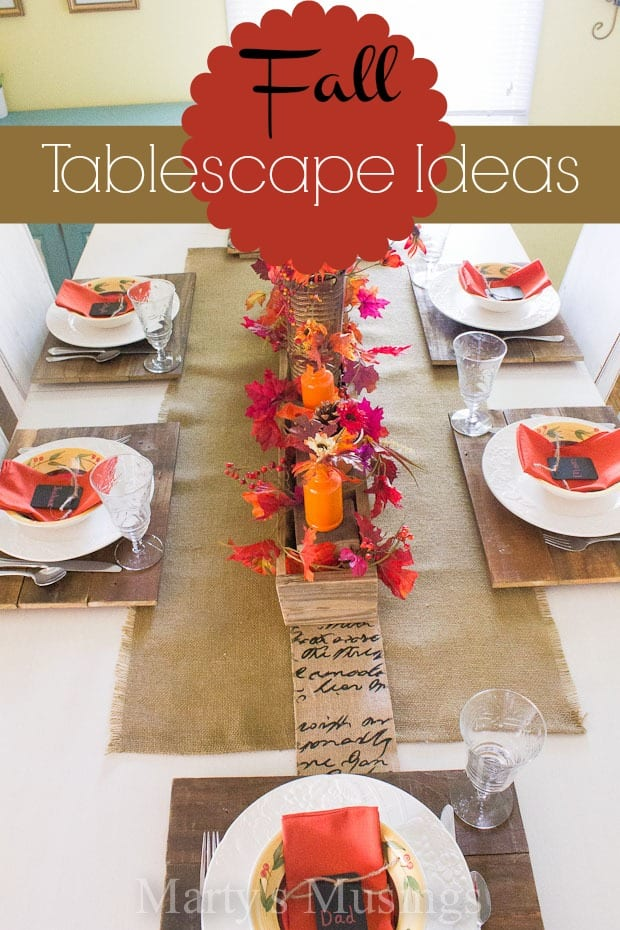 Easy Spring Table Setting Ideas Marty S Musings
