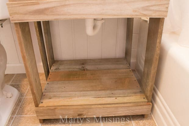 nce Board Bathroom Cabinet