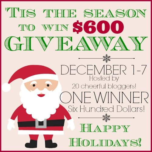 Tis the Season GIveaway from Marty's Musings