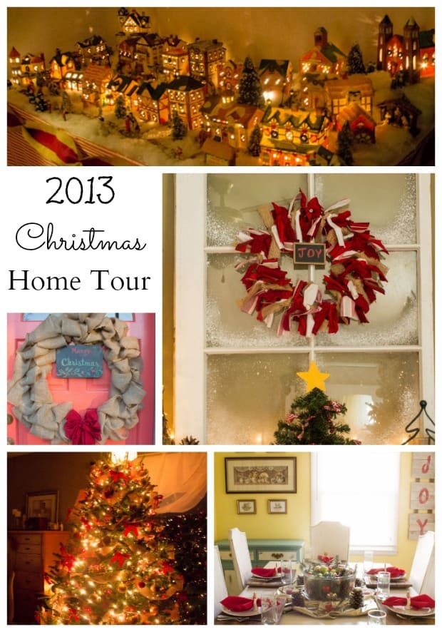 2013 Christmas Home Tour 1