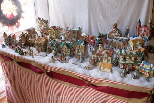 2013 Christmas Home Tour from Marty's Musings