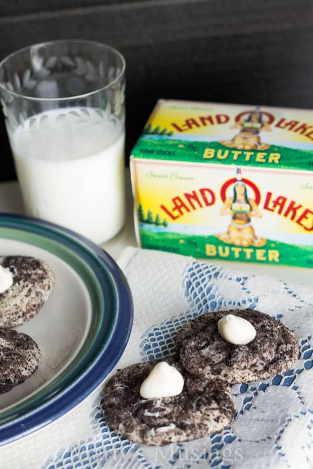 Holiday Baking- Oreo Cheesecake Cookies #shop