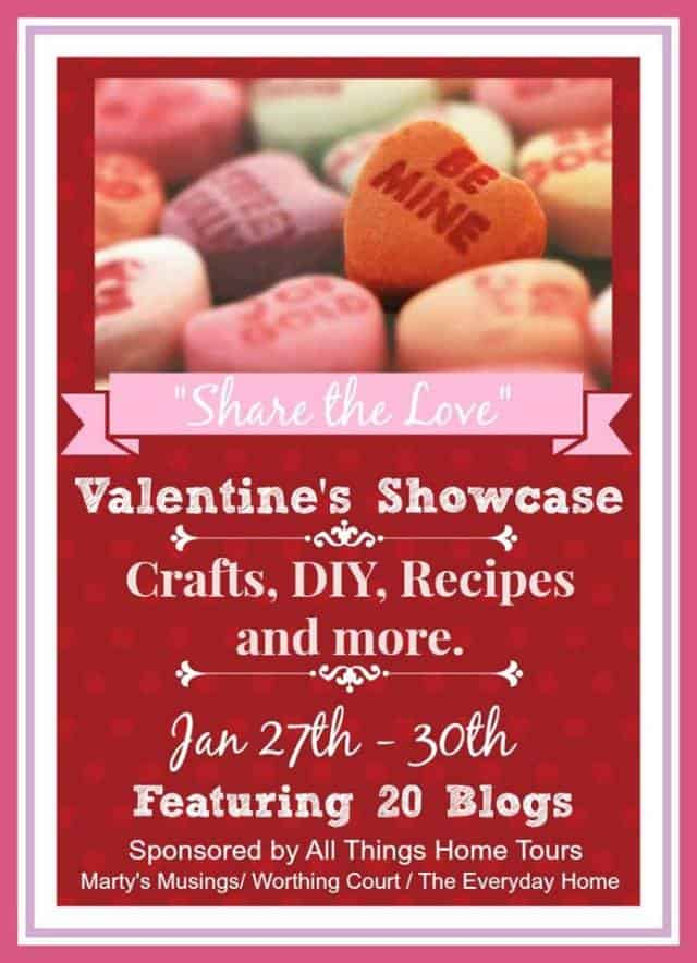 All Things Home Valentine's Showcase