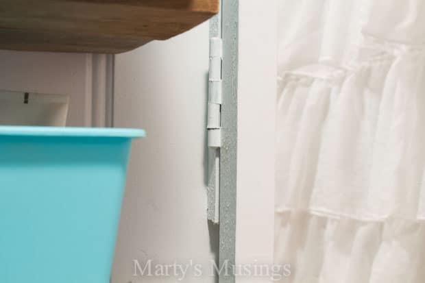 Bathroom Window Mirror - Marty's Musings