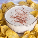 Creamy Onion Salsa Dip from Marty's Musings