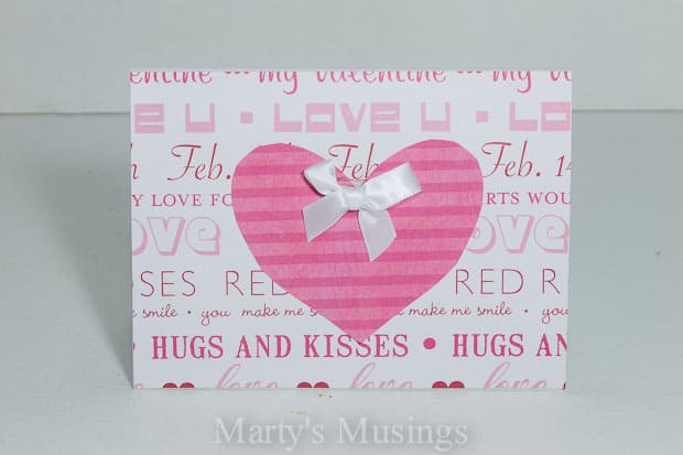 Easy Handmade Valentine Cards Includes Step By Step Video