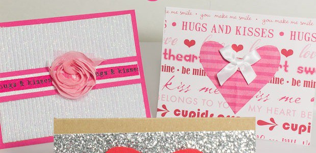 Easy Handmade Valentine Cards