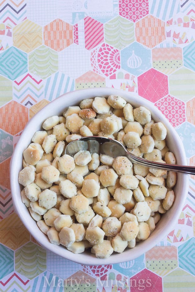 DIY Oyster Crackers Recipes — Dishmaps