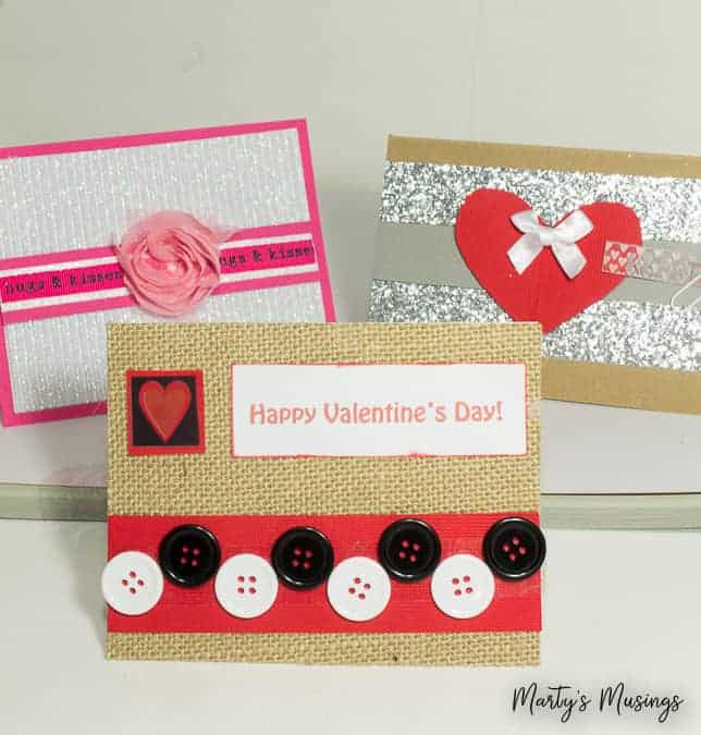 these easy handmade valentine cards are perfect for kids and beginners just grab some cardstock - Photo Valentine Cards