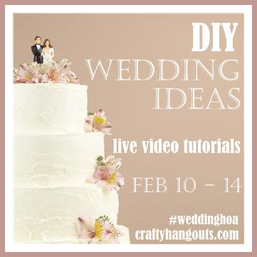 Crafty-Hangouts-Wedding-with-DecoArt