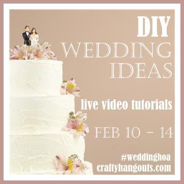 Crafty-Hangouts-Wedding-with-DecoArt