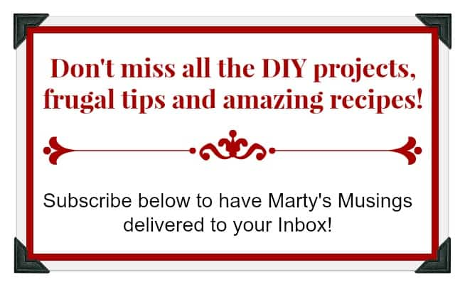 Marty's Musings Subscribe Box 1