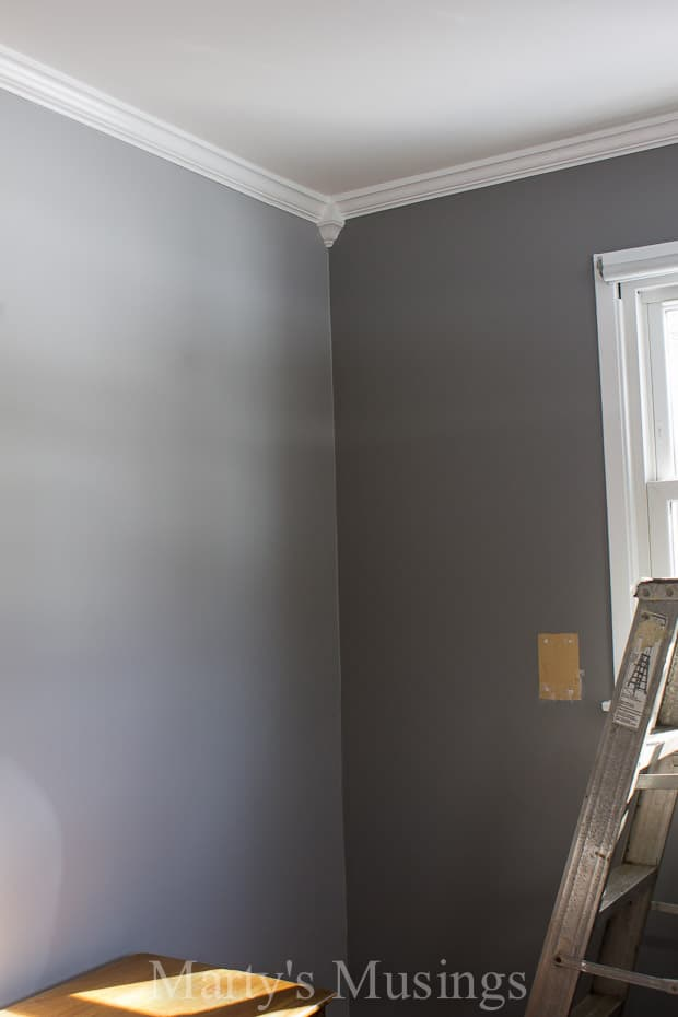 New Paint Color For The Bedroom
