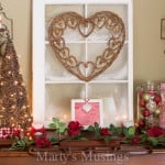 Valentine Decor for the Home - Marty's Musings