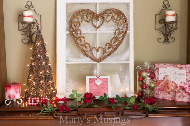valentine decorations for the home marty s musings 25 handmade home decorations cheap ideas for valentines