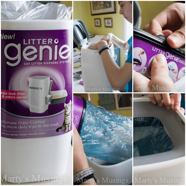 Litter Genie at Target #PMedia #petparents #ad
