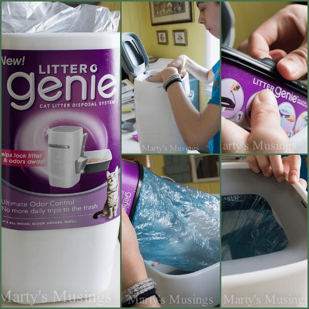 Litter Genie at Target #PMedia #petparents #ad