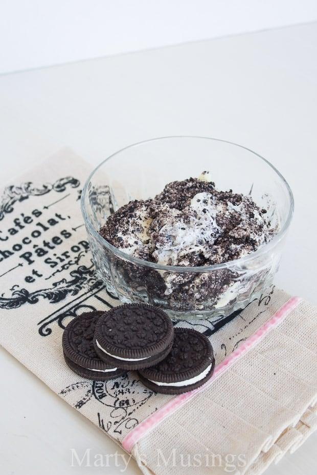 Oreo DIrt Cake - Marty's Musings