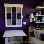 Craft Room Makeover and Organization Ideas