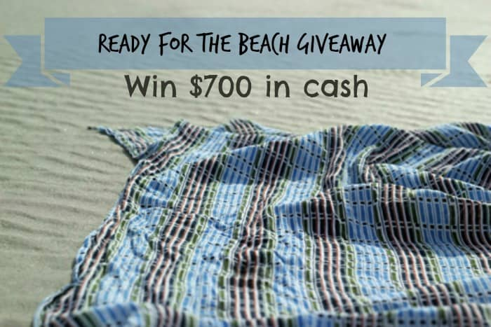 Beach Giveaway and Rafflecopter