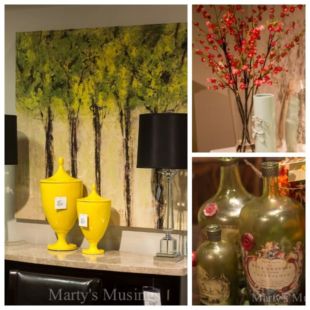 Home Decorating Ideas with Havertys - Marty's Musings