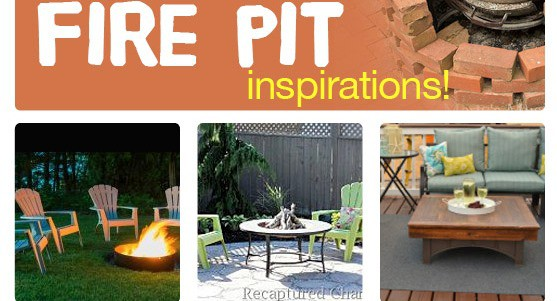 Outdoor Fire Pit Ideas with Hometalk