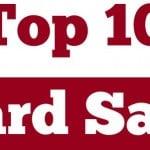 Top 10 Yard Sale Bargains