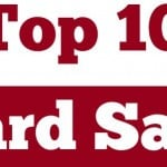 Top 10 Yard Sale Bargains