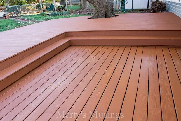 Sunburst Deck Railing