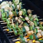 Chicken Shish Kabob Marinade for Summer Entertaining