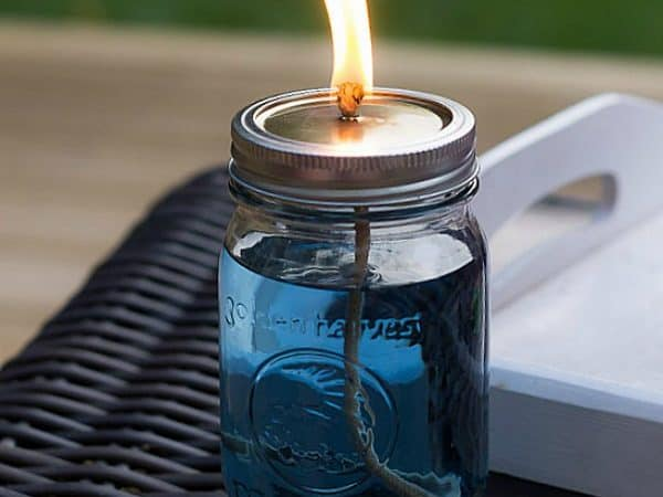 How to Make Citronella Candles: An Easy and Fast Summer DIY